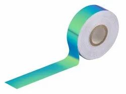 Fluorescent Iridescant  Color Hula Hoop Tape