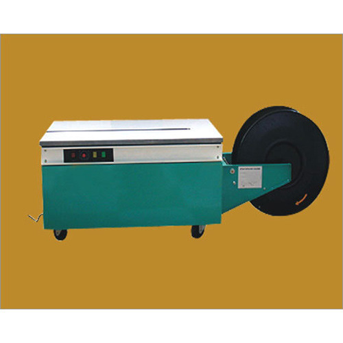 Ashvani Packaging Singal Phase Table Top Strapping Machine, Capacity: Variable, Model: ASHP- 100