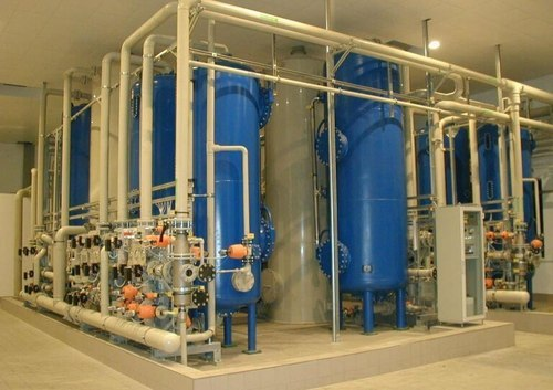 Water Filters Mix Bed Plant Manufacturer From Pune