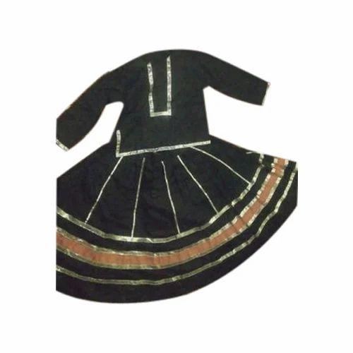 9bd571532b26 Women And Girls Black Rajasthani Or Kalbelia Costume, Rs 825 /piece ...