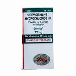 Gemcite 200 Mg Injection