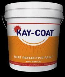 Kay Coat Heat Insulation Paint, Liquid