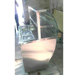 Stainless Steel Golgappa Counter