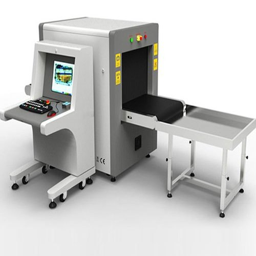 X Ray Security Scanner Machine, X Ray Voltage: 110 To 220 V, Rs 1000000  /unit | ID: 21682539162