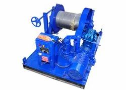 5 Ton Electric Wire Rope Winch Machine