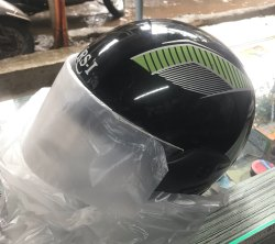Right Style Half Faced Helmet, Model Name/Number: Rsi