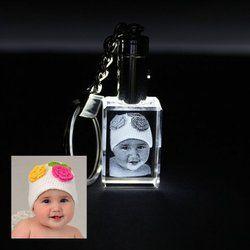 Baby Ring Laser Inner Engraving
