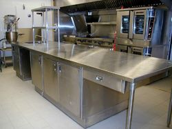 SS Kitchen Equipments