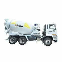 7.5 Cubic Meter Transit Mixer for Construction