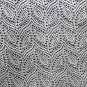 Nylon Crochet Fabric, Use: Dupatta