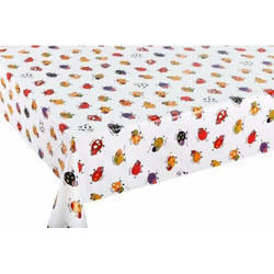 Printed Plastic Table Cover