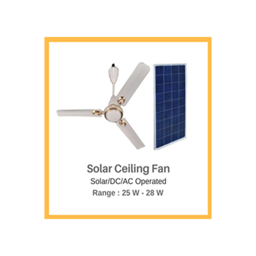Solar ceiling fan at rs 1420 piece solar powered ceiling fans solar ceiling fan aloadofball Images