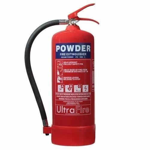 SS K Type Kitchen Fire Extinguisher, Capacity: 4Kg