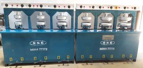 Areca Plate Making Machine - 5 kW Areca Leaf Plate Making