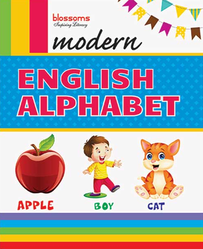 Modern English Alphabet Book At Rs 125/piece