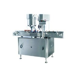 Pesticide Bottle Capping Machine
