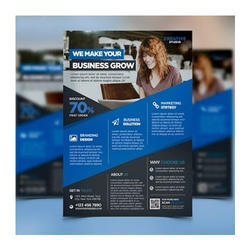 Corporate Flyer Design Services