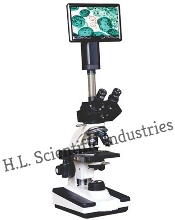 Physilab Digital Microscope, For Laboratory