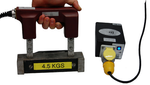 Magnetic Particle Inspection Crack Detector