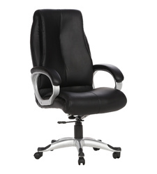 Black Executive Chair (The Puntada Hb)