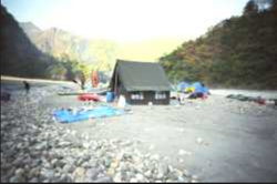 Lower Alaknanda River Rafting Expedition
