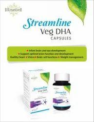 Streamline Veg DHA Capsule