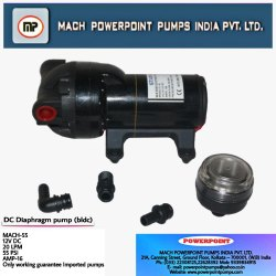 DC Diaphragm Pump (Bldc)