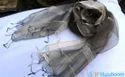 Ladies Handmade Silk Scarf