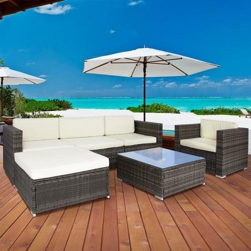 Wrought Iron Poolside Furniture