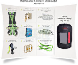 KARAM Maintenance and Window Cleaning Kit