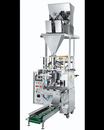 Automatic Popcorn Pouch Packing Machine