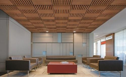 Solace Acoustic Ceiling Tile, for Office