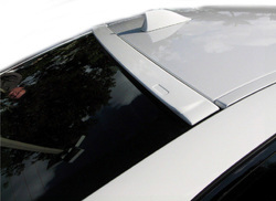 ABS BMW 5 Series F10 Upper Car Spoiler