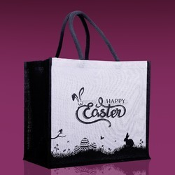 Fancy Jute Shopping Bag
