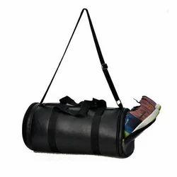 Black Gym Bag