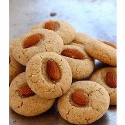 Eagle Honey Almond Cookies