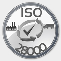 ISO 28000:2007 Certification - Specification For Security Management Systems Services