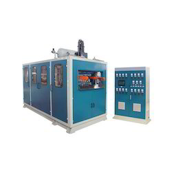 Disposal Glass Making Machine