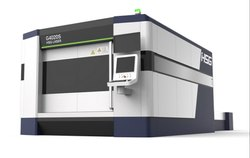 Approx 25w (output) G4020S HSG Laser Cutting Machine