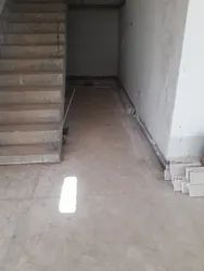 White Marble Install Floor, Thickness: 10-15 mm, Size: 20 x 80 (cm)