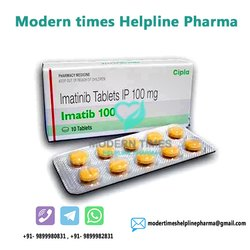 Buy Online Imatinib Tablets 100mg Suppliers Exporters Price in India-Russia-China