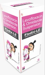 Levofloxacin & Ornidazole Suspension