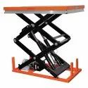 Hydroelectric Scissor Lift Table