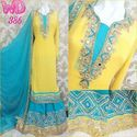 Georgette Sharara Suit W-386