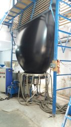 Separation Membrane Plastic Sheet, Thickness: 125 Micron - 400 Micron