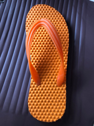 Dotted Boys Rubber Slippers