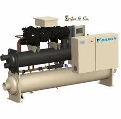 Daikin Water Cooled Screw Chiller