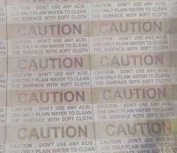Caution Hologram
