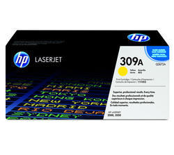 HP Q2672A 309A Yellow Toner Cartridge