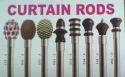 Plastic Curtain Rods